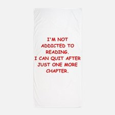 BOOKS3 Beach Towel