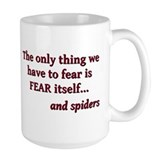 Spider Large Mugs (15 oz)