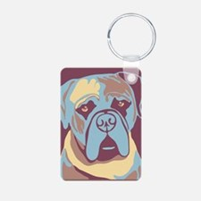 MY BEAUTIFUL MASTIFF Keychains