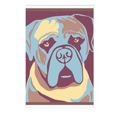 MY BEAUTIFUL MASTIFF Postcards (Package of 8)
