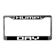 Hump Day License Plate Frame