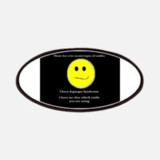 aspie smile Patches