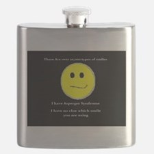 aspie smile Flask