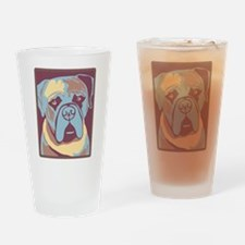 MY BEAUTIFUL MASTIFF Drinking Glass