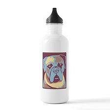 MY BEAUTIFUL MASTIFF Water Bottle