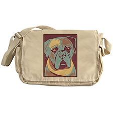 MY BEAUTIFUL MASTIFF Messenger Bag