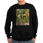 Rafiki in flowers Sweatshirt