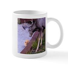 Mug - Cat vs. Deer