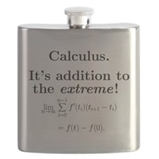 Calculus is extreme Flask
