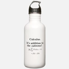 Calculus is extreme Water Bottle
