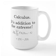 Calculus is extreme Mug