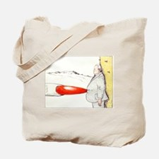 Point the Finger Tote Bag