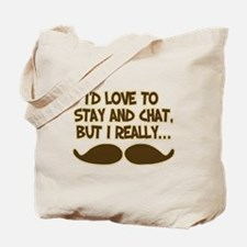 I Really Must-Dash Tote Bag