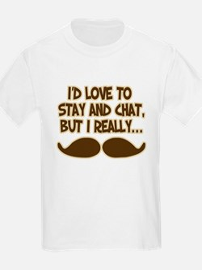 I Really Must-Dash T-Shirt