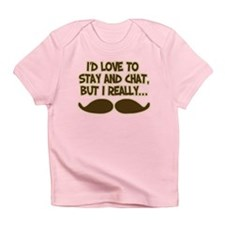 I Really Must-Dash Infant T-Shirt
