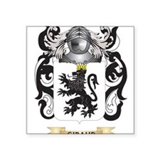 Giraud Coat of Arms (Family Crest) Sticker