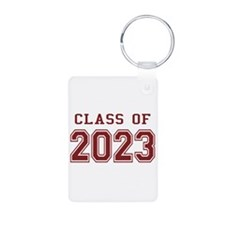 Class of 2023 Aluminum Photo Keychain