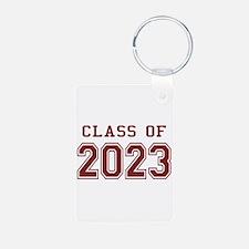 Class of 2023 Aluminum Photo Keychain
