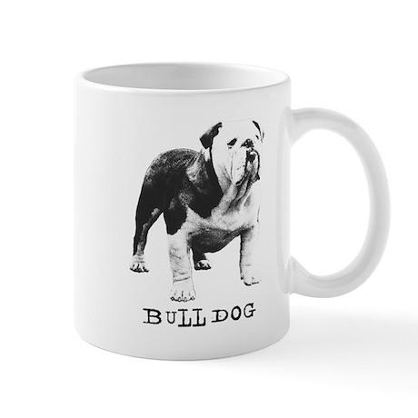 Bulldog Greats Goober Mug