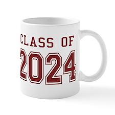 Class of 2024 (Red) Mug