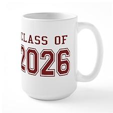 Class of 2026 (Red) Mug