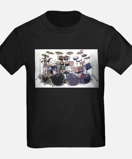 Just Drums Ash Grey T-Shirt