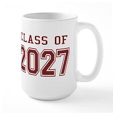 Class of 2027 (Red) Mug