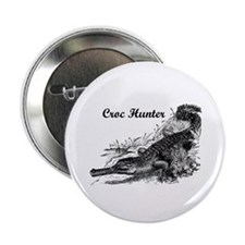 Croc Hunter Button