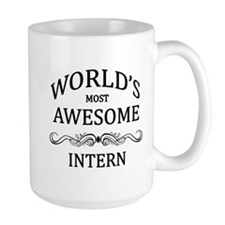 World's Most Awesome Intern Mug