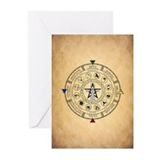 Cool Samhain Greeting Cards (Pk of 20)