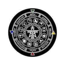 Wheel of the Year Zodiac Sabbats
