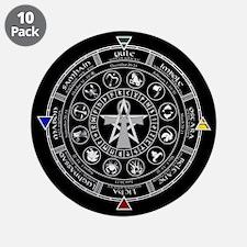 "Cute Equinox 3.5"" Button (10 pack)"