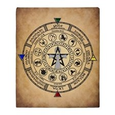 Wheel of the Year Zodiac Sabbats