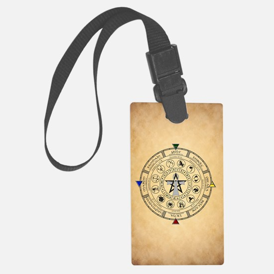Unique Imbolc Luggage Tag
