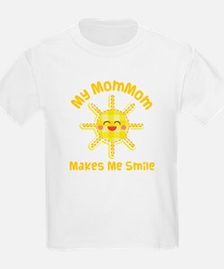 My MomMom Makes Me Laugh T-Shirt