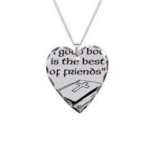 The Holy Bible Necklace