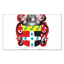 Glenn Coat of Arms (Family Crest) Decal