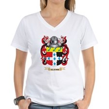 Glenn Coat of Arms (Family Crest) T-Shirt