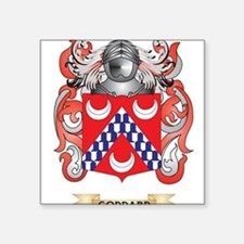 Goddard Coat of Arms (Family Crest) Sticker
