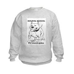 Boldog Kennel Pit Bulls.com Gear! Sweatshirt