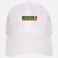 Mexico National Flip Cup Team Baseball Baseball Cap