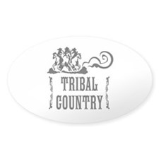 Tribal Country Decal