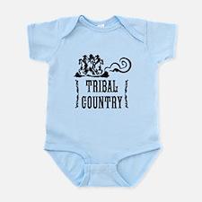 Tribal Country Infant Bodysuit