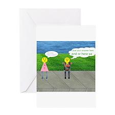 answer Greeting Card