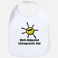 Well-Adjusted Chiro Kid Bib