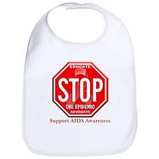 AIDS Awareness Bib