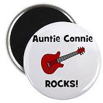 Auntie (Aunt) Connie Rocks Magnet