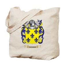 Gomez Coat of Arms (Family Crest) Tote Bag