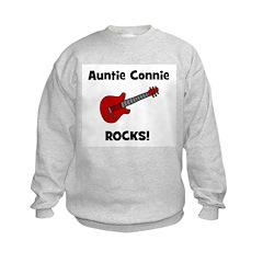 Auntie (Aunt) Connie Rocks Sweatshirt