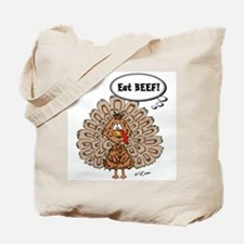 Eat Beef! Tote Bag